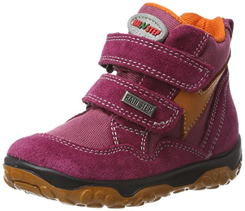 Naturino Baby Mädchen Lorenz Sneaker, Pink (Mirtillo), 24 EU