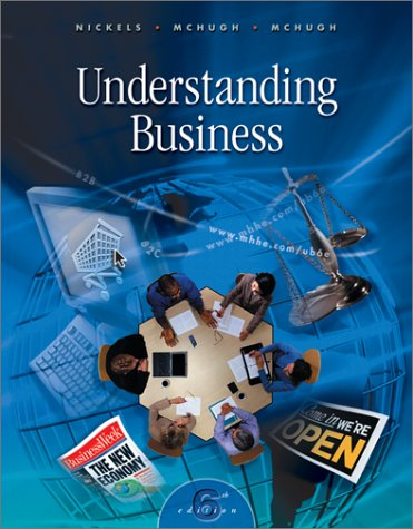 Understanding Business / with CD and Student Assessment Learning Guide - William G. Nickels - Hardcover -