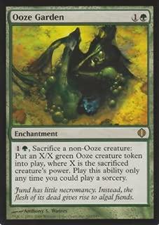 Magic: the Gathering - Ooze Garden - Shards of Alara