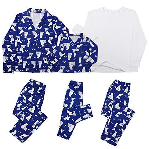 Orderking Weihnachten Jumpsuit Kostüm Anzug Herren Damen Junge Mädchen Schlafanzug...