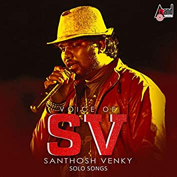 Voice of Santhosh Venky (Solo Songs)