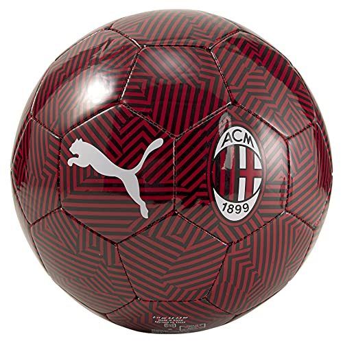PUMA ACM FtblCore - Pallone da calcio Tango Red Puma Black 5