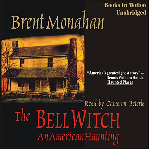 The Bell Witch audiobook cover art