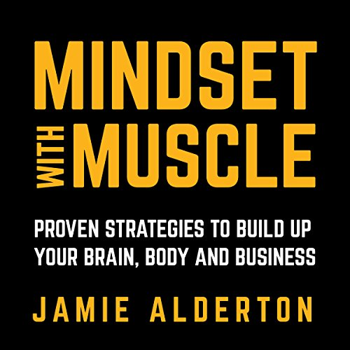 Mindset with Muscle audiobook cover art