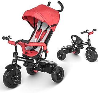 besrey Triciclo Bebé, Triciclo Evolutivo 4 En 1 Trike