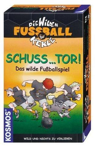 Die wilden Fußballkerle (Spiel), Schuss . . . Tor!