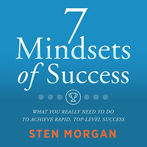 7 Mindsets of Success audiobook cover art