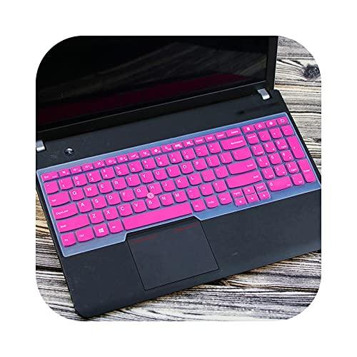 Cover protettiva per tastiera Lenovo Thinkpad L560, L540, L550, P50, T560, E560, E565, E575, P50S, E535, E540, E550, E555, E570, T540P, colore: Rosa