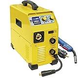 GYS 031876 EASY<span class='highlight'>MIG</span> 140-140 A <span class='highlight'>MIG</span>/MAG/MMA Multi <span class='highlight'>Process</span> Inverter Welder, 230 V, Yellow