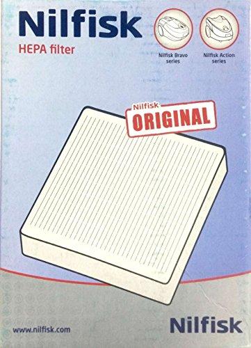 Filtro Hepa de Nilfisk para las series Bravo y Action, accesorio para aspirador de polvo
