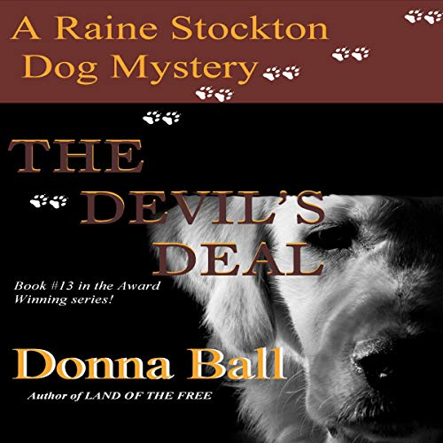 The Devil's Deal audiobook cover art