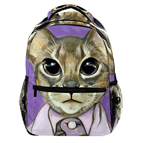 Cartoon niedlichen 038 Rucksack Full Print Multi-Pocket multifunktionale leichte große Kapazität Umhängetasche Travel Daypack Schultasche für Jungen Mädchen Kinder 29.4x20x40cm