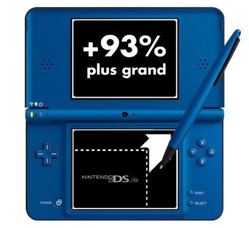 Console Nintendo DSi XL - bleu