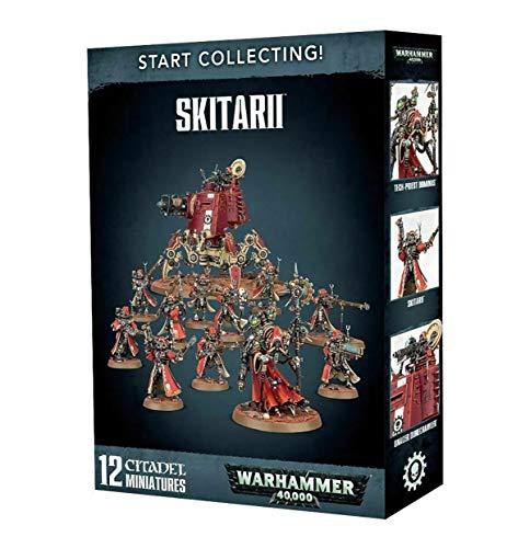 Games Workshop Start Collecting! Skitarii Warhammer 40,000