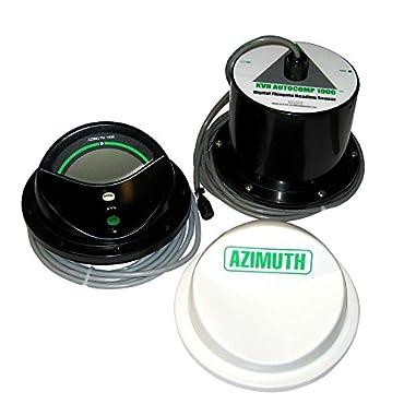 KVH Azimuth 1000 Remote Black, 01-0145