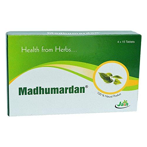 Jain Madhumardan Tablets 60s