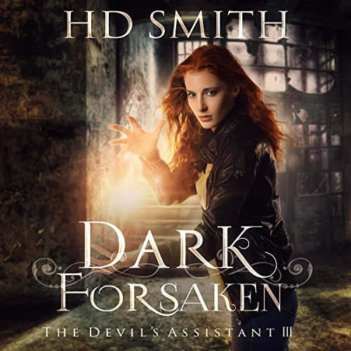 Dark Forsaken audiobook cover art