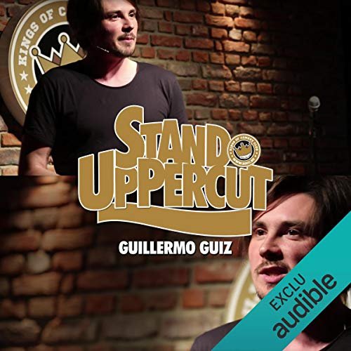 Couverture de Stand UpPercut : Guillermo Guiz