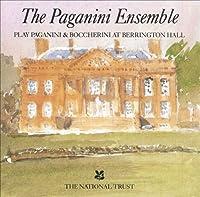 Play Paganini & Boccherini at Berrington Hall