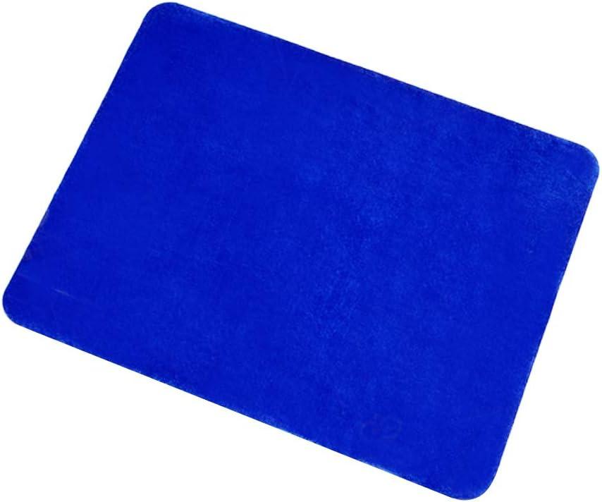 Blau Berocia Professionelle Kartenmatte Poker Pad Magic Requisiten Close Up Pad mit Dicker Exquisite Velvet Oberfl/äche