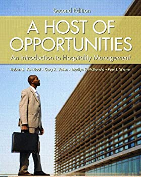 A Host of Opportunities: An Introduction to Hospitality Management