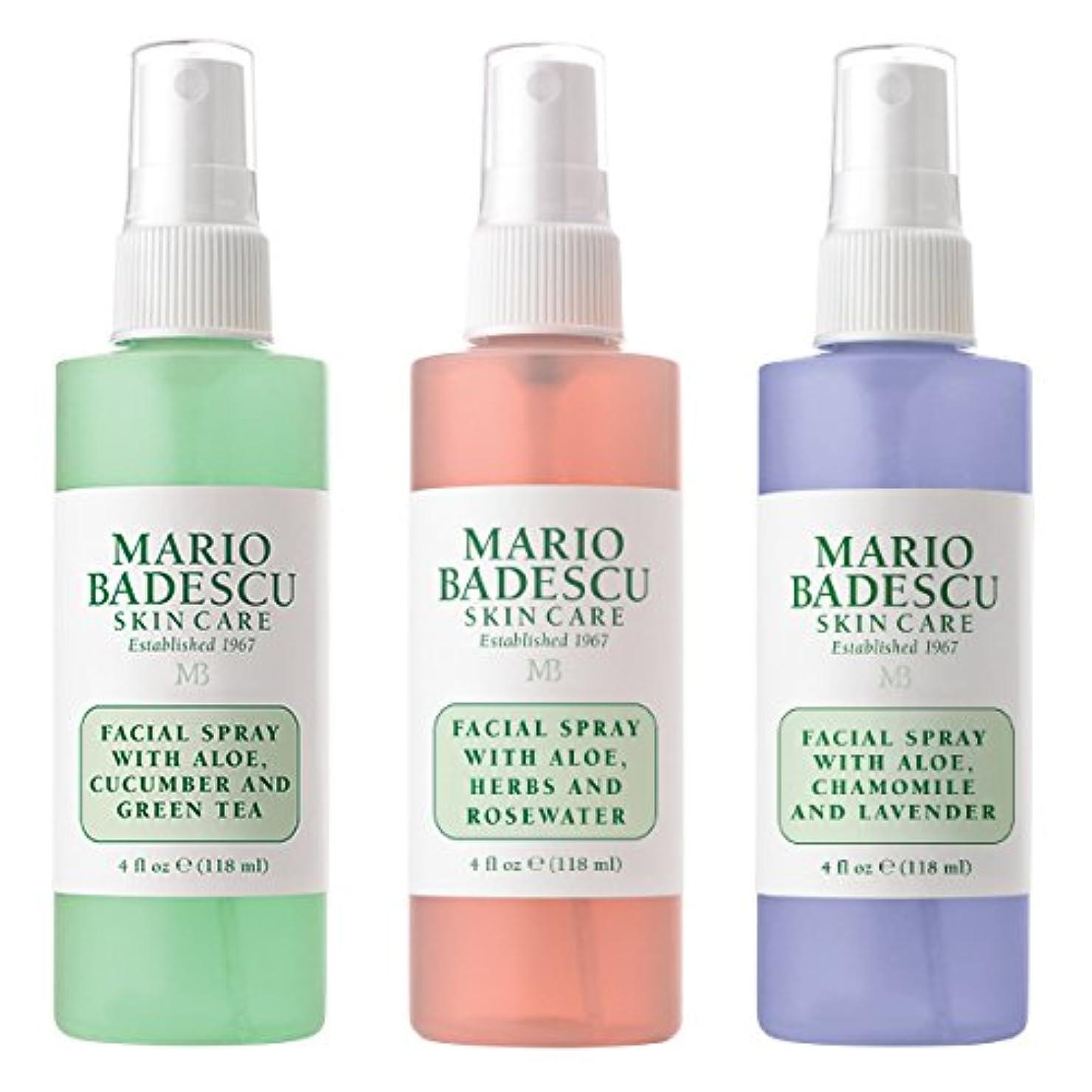 退院溶かす娘Mario Badescu Facial Spray with Aloe, Herbs and Rosewater, 4 oz.