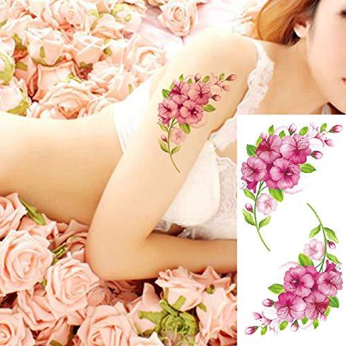 7pcs Duradera transferencia de agua etiqueta engomada del tatuaje tatuaje de la calidad etiqueta engomada del tatuaje China mucho
