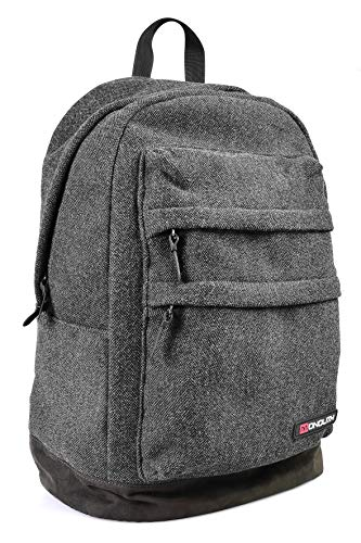 Monolith 2000009110 Laptop Backpack 15.6 Inches Model 9110 32 x 20 x 48 cm Black