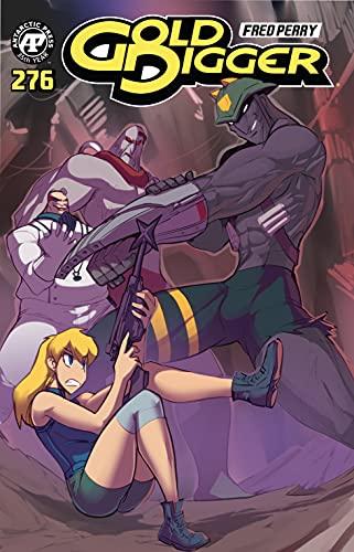 Gold Digger #276 (English Edition)