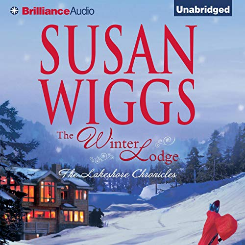 The Winter Lodge Audiobook By Susan Wiggs cover art
