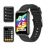 Smart Watch for Women Men, IP67 Waterproof Smartwatch with Blood Pressure Heart Rate...