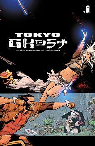 Tokyo Ghost #8 (English Edition)