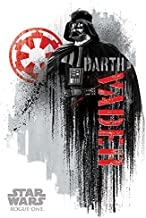 Star Wars Darth Vader Rogue One Poster 60 x 90 cms