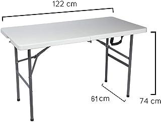 comprar comparacion PAPILLON 8043810 Mesa Plegable Rectangular 122x61x74cm