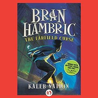 Bran Hambric audiobook cover art