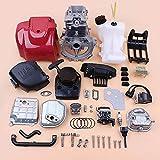 Kit de motor de bobina de encendido de carburador de tapa de cilindro de cárter para desbrozadora de motor pequeño de 4 tiempos Honda GX35 GX35NT HHT35S