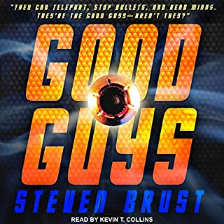 Good Guys audiobook cover art