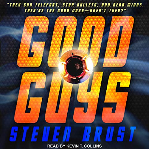 Couverture de Good Guys