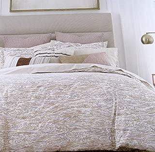 Dwell Studio Full/Queen Duvet Cover Eloise/Ivory 100% Cotton