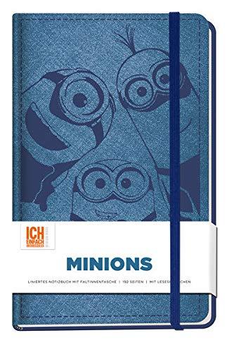 Ich - Einfach unverbesserlich Notizbuch: Minions