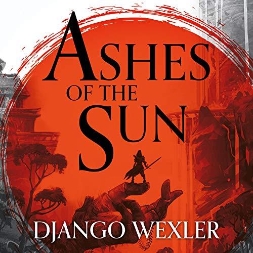Ashes of the Sun cover art