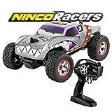 Ninco NH93123 NincoRacers Bulldog. Monster Truck teledirigido con gran capacidad de giro. 2.4GHz, multicolor