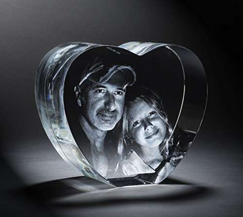 Personalized Custom 3D Photo Etched Engraving