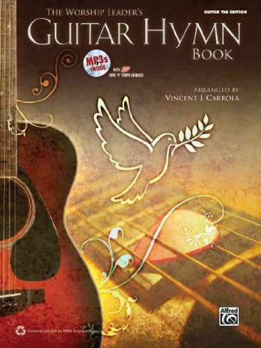 The Worship Leader's Guitar Hymn Book : 12 Christmas Classics for Guitar (Guitar Tab), Book & MP3 CD(Paperback) - 2012 Edition