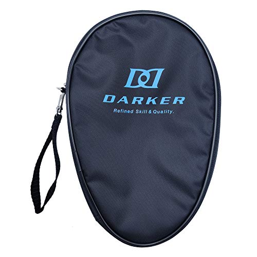 New Darker CS-M Round Table Tennis Paddle Case