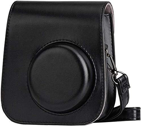 ZWOOS Kameratasche Kompatibel mit Instax Mini 11 Sofortbildkamera, Prämie PU Leder Tasche für Mini 11 Sofortbildkamera mit Schultergurt