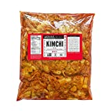 Lucky Foods Seoul Kimchi (Pack of 1) Authentic Made to Order Korean Kimchi (Spicy Original, 28 oz) -...