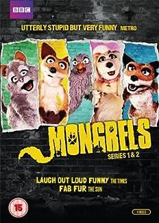 Mongrels - Series 1 & 2