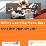 PTNR01A998WXY NAR's Green Designation GREEN Online Certification Video Learning Made Easy
