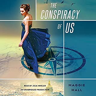 The Conspiracy of Us audiobook cover art